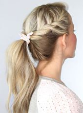 Bridal Hairstyle Pony – Image Gallery