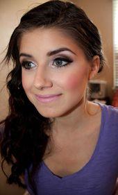 Neues natürliches Make-up für Teenager #naturalmakeupforteens #MakeupTutori …   – schminke tipps
