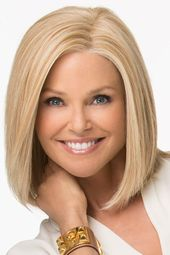 Cover Shot by Christie Brinkley Wigs - Lace Front, Mono Part Wig