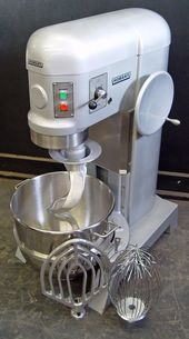 Hobart L800 80qt Dough Mixer Pizza Bakery 2 Hp 3 Phase 60 40 30 Quart Mixer Dough Bakery