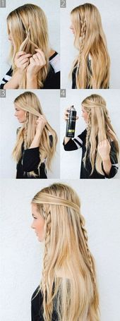 Via 1001 tutorials and inspiring photos for each Viking hairstyle