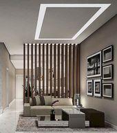 Awesome Living Room Divider Design für kleine Raumideen