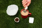 This One Hack Makes the Perfect Cup of Camp Coffee #outdoorwood