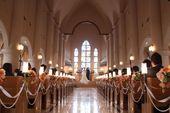 Mit diesen 10 schönsten Kirchenliedern wird eure Hochzeit ein gesanglicher Hochgenuss!