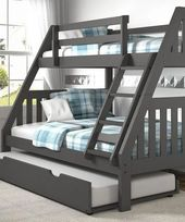 10+ Extraordinary Ideas For Bunk Bed With Slide Th…