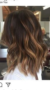 Hairstyles Color Balayage Curls 58 Trendy Ideas