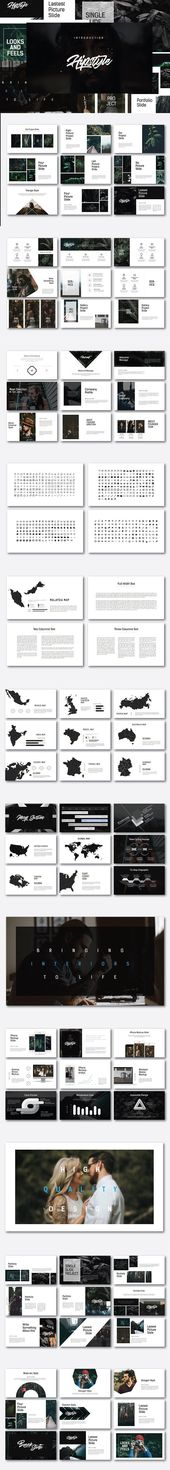 Hipstyle Multipurpose Powerpoint. Presentation Templates
