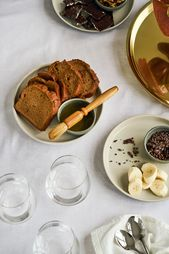 Got Banana Bread? Make Banana Bread, Chocolate & Whiskey Trifles – Front + Main