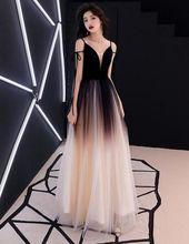 Eine Linie Prinzessin Abendkleider, ärmellose Spa…