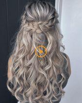 Peinado medio trenzado # peinados trenzados # trenzado #frisuren