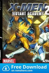 Download X Men Mutant Academy 2 Slus 013 82 Playstation Psx Ps1 Isos Rom In 2020 X Men Marvel Games Playstation