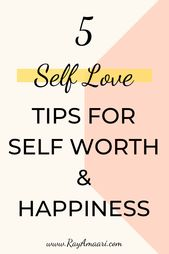 Easy Self Love Suggestions For A Joyful Life | Ray Amaari