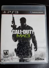 PS3 Call Of Duty Modern Warfare – Products
