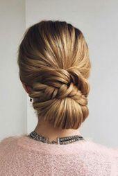 Beautiful wedding updo – Hair and Beauty