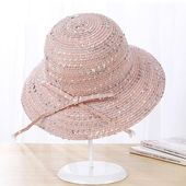 [US$15.34] Summer Sunshade Visor Beach Sun Hat For Women #summer #sunshade #viso… – gradually
