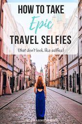 Verbessern Sie Ihr Fotospiel mit diesen Tipps für die Solo-Reisefotografie   – travel & wanderlust