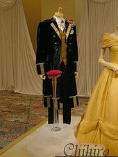 Prince Beauty And The Beast Tokyo Disneyland Wedding Suits Disney Princess Pinterest