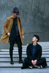 Streetstyle Fashion für Herren TREND COUNCIL – Style autumn