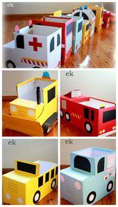 25 Neue Dinge aus DIY-Pappkartons, die jeder herstellen kann