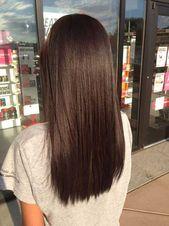 15+ straight long haircuts