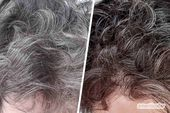 Gray hair naturally tones without chemistry   – Haushaltstipps