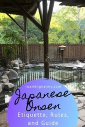 I was made for the Japanese onsen life. I've put…