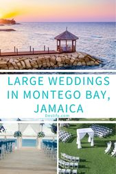 Large Weddings in Montego Bay, Jamaica