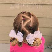 Beautiful hairstyle ideas for girls in the garden – everyday and festive options