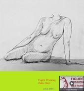 aus der heutigen Zeichenstunde #aktzeichnen #figuredrawing #figurlicheszeichnen #akt #drawing #realisticdrawing #artwork #arts_gallery #arts_spot …