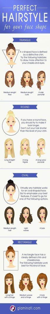 Mitten im Haarschnitt formt das Gesicht 70 Super-Ideen  #das #formt #Gesicht #H … – #das #formt