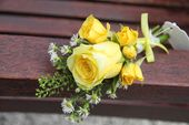 Flower Design Events: Buttercup Yellow and Ivory for Colin & Gemma's Wedding…