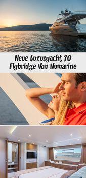 Neue Luxusyacht 70 Flybridge von Numarine – Babyzimmer – Eingang