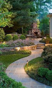 36 Beautiful Backyard Garden Landscaping Ideas That Looks Great – Living & Interior Design
