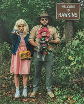 """Mike Tabb® on Instagram: """"Happy 1st Halloween Hawkins. Don't eat any cats. …"""