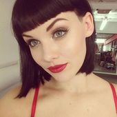 20 heißeste kurze Frisuren, kurze Frisuren für Frauen #undercutBob #HottestHaircuts