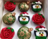 Delicious Christmas Cupcake Recipes the Whole Family Will Love – Kuchen/ Torten/ Kleingebäck