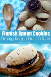 This cookie recipe is a traditional Finnish dessert recipe that's a perfect …