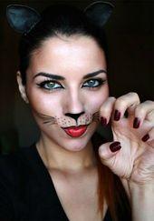 Hübsche Katzen machen Karneval wieder gut. Weitere Ideen finden Sie unter www.Spaaz.de   – Fasching und Karneval