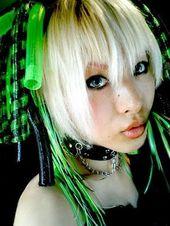 Harajuku Fashion Hair – Harajuku Hairstyle