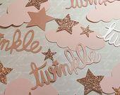 Baby Showers Twinkle Twinkle Little Star Balloons Twinkle Little Star Baby Shower   Etsy