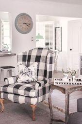 25 neue Möglichkeiten, Ihr Zuhause mit Buffalo Chec …