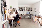 Illustrator Workspace Christoph Niemann & Lisa Zeitz « The Selby
