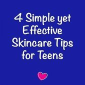 7 einfache Hautpflege-Tipps, die jeder verwenden kann – Over 30 Skin Care Tips