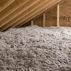 Greenfiber Low Dust Cellulose Blown In Insulation 19 Lbs Ins541ld The Home Depot Blown In Insulation Cellulose Insulation Fiberglass Insulation