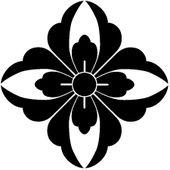 Japanese Mon Or Kamon Family Crest Japanese Crest Japanese