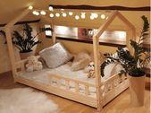 Le lit de bébé Oliveo Montessori | Test & Commentaires | Lit de refuge pas cher   – Lit enfant cabane