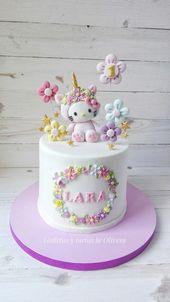 Hello Kitty Cake Galletas y Tartas La Olivera   – Torten