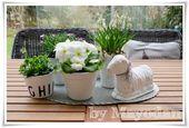 Suivre le lapin   – Garten: Mayodans Home, Garden & Crafts