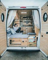 Van Life Blog: Entretien avec The Van Effect – great