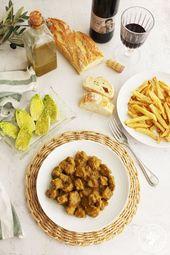 Cómo hacer Carne a la suegra, receta típica de los bares de Jaén, muy fácil …   – Recetas